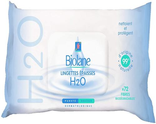 <notranslate>a Biolane Thick Cleansing Wipe H2O Ecorecharge</notranslate>
