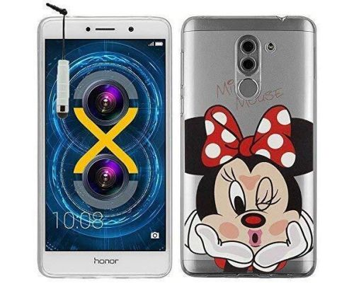 Une Coque Huawei Honor Disney Minnie Mouse